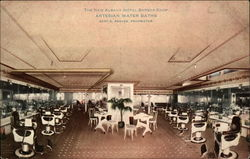 The New Albany Hotel - Barber Shop
