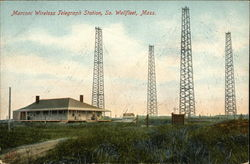 Marconi Wireless Telegraph Station