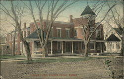 Council Grove Kansas Vintage Postcards Images
