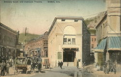 Brewery Gulch and Orpheum Theatre
