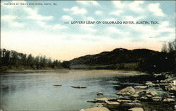 Lovers Leap on Colorado River