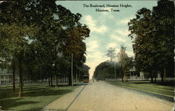 The Boulevard, Houston Heights