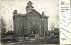 Muncy High School and Lycoming Co. Normal Building