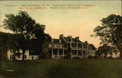 Claymount, Built about 1820 by Grand Nephew of Gen. George Washington
