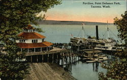 Point Defiance Park - Pavilion