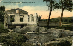 Ruins of Old Fort Crawford