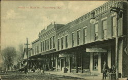South on Main Street