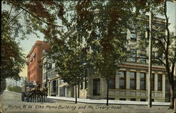 Elks Home Building and McCreery Hotel