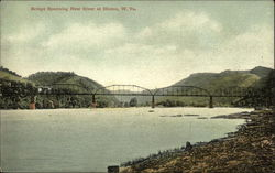 Bridge Spanning New River