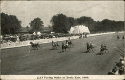 2:15 Pacing Stake at Xenia Fair, 1909