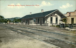 Hocking Valley Depot
