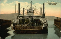 Southern Pacific Transfer Steamer Solano
