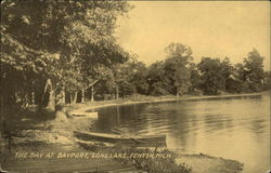 The Bay at Bayport, Long Lake