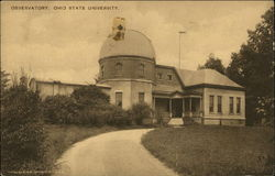 Ohio State UnIversity - McMillin Observatory