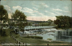 The Dam, Huron River