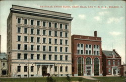 National Union Building, Elks Hall and Y.M.C.A