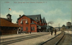 West Shore and Union Station
