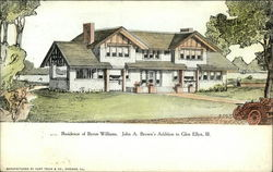 Residence of Byron Willians
