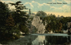 Lovers' Leap