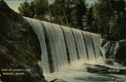 Dam at Lovers Leap