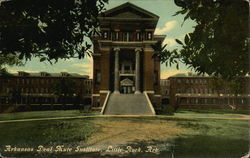 Arkansas Deaf Mute Institute