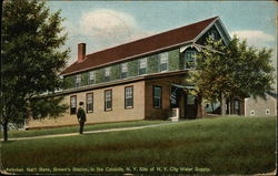 Ashokan National Bank, Brown's Station