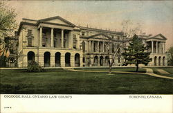 Osgoode Hall, Ontario Law Courts