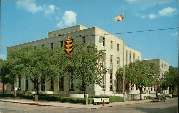 United States Post Office and Federal Building Springfield Missouri