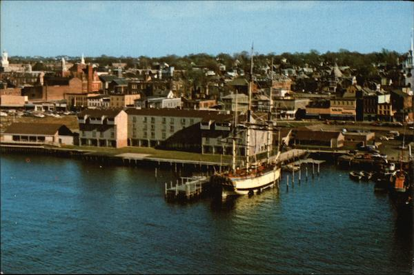 Newport Harbor - Treadway Inn Rhode Island