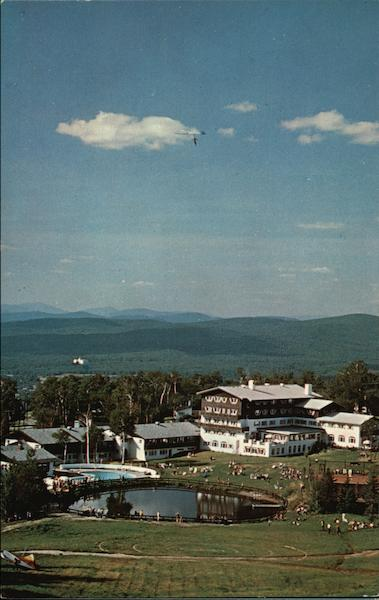 Mittersill Alpine Inn and Chalets on Cannon Mountain Franconia New Hampshire