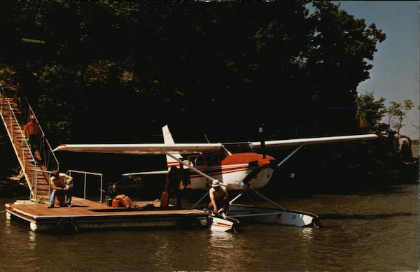 '79 Cessna Turbo Stationair 6 -Eequipped as an Amphibian