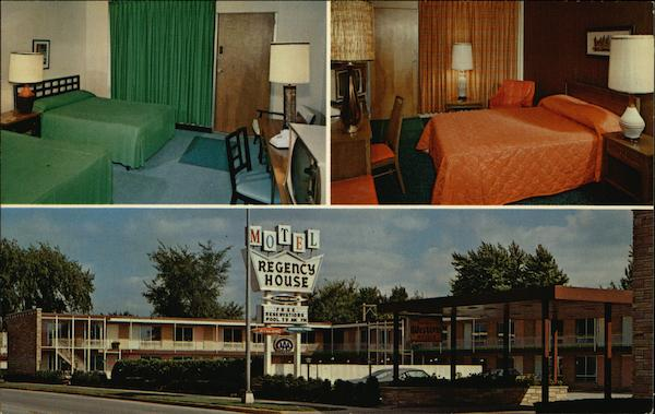 Regency House Motel Broadview Illinois
