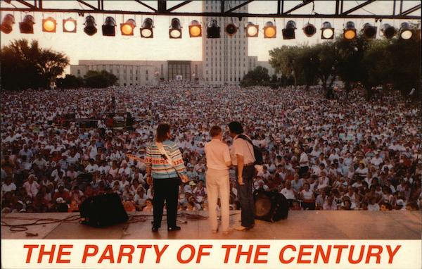 The Party Of The Century Bismarck North Dakota