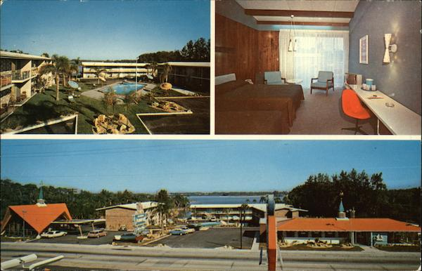 Howard Johnson's Motor Lodge and Restaurant Orlando Florida
