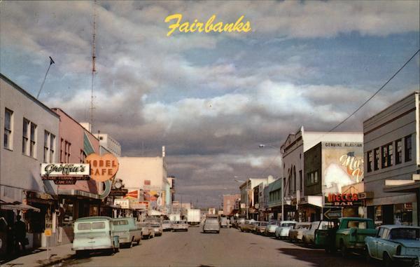 Fairbanks alaska casino