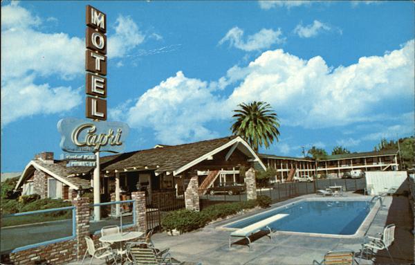 Motel   El Camino Real Santa Clara Ca
