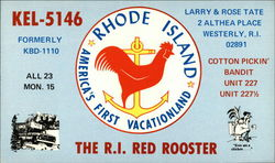 The R.I. Red Rooster, Larry & Rose Tate