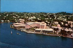 The Princess Hotel, Hamilton, Bermuda Postcard