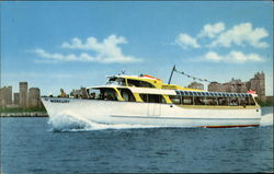 Mercury Sightseeing Boats