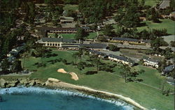 Pebble Beach Lodge and Golf Course