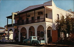 Jamestown Hotel with Antique Coffee Shop