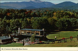 Mt. Cranmore Skimobile Base Station
