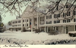 New Eastern Slope Inn and Country Club in the Snow