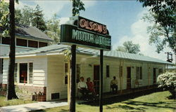Olson's Motor Lodge