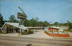 Del-Mar Motel - Swimming Pool
