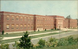 State University of New York - Teachers College Postcard
