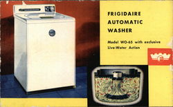 Frigidaire Automatic Washer - Model WO-65