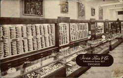 Iwan Ries & Co. - Tobacconists, Pipes