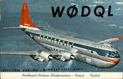 Northwest Airlines Stratocruisers - Finest... Fastest