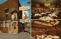 George Hessberger's Inc. Restaurant